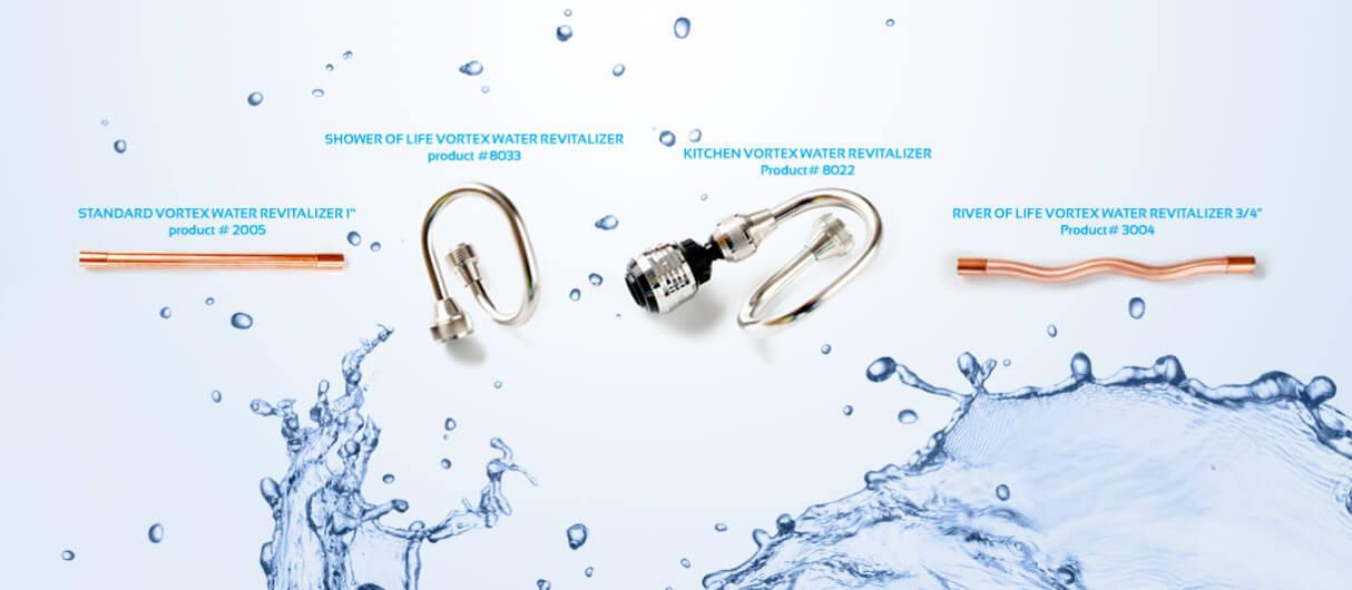 The Vortex Water Revitalizer Product